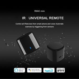 Image 5 - Broadlink rm4 bestcon rm4c mini wi fi, automação inteligente para casa, controle de voz, compatível com alexa e google assistente