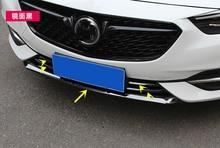 Rejilla delantera de acero inoxidable para coche, cubierta tipo moldura embellecedora para Buick Regal 2017 2018 2019 2020