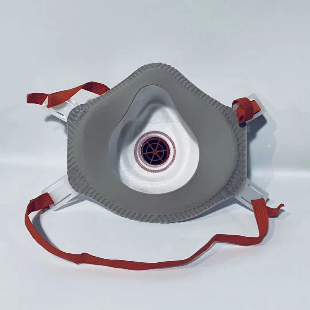 Protective Mask Anti-fog And Dust-proof PM2.5 Mask Anti Smoke Mask Face Protective Mask For Outdoor