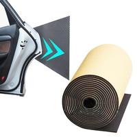 200x20cm Auto Tür Protector Garage Wand Protector Tür Anti Scratch Guard Stoßstange Sicherheit Parkplatz Lip Bumper EVA schaum
