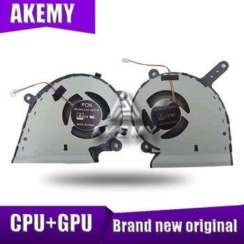 New Original for ASUS ROG Strix G531GU G531GD G531GW G531GV CPU+GPU Laptop COOLING FAN