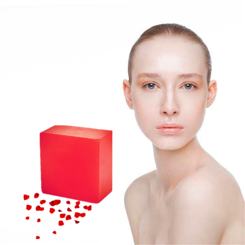 100% Handmade Herbal Medicine Remove Mite Moisturizing Soaps Bamboo Rose Nourish Pore Refining Bathing Soap Blackhead Cleaning