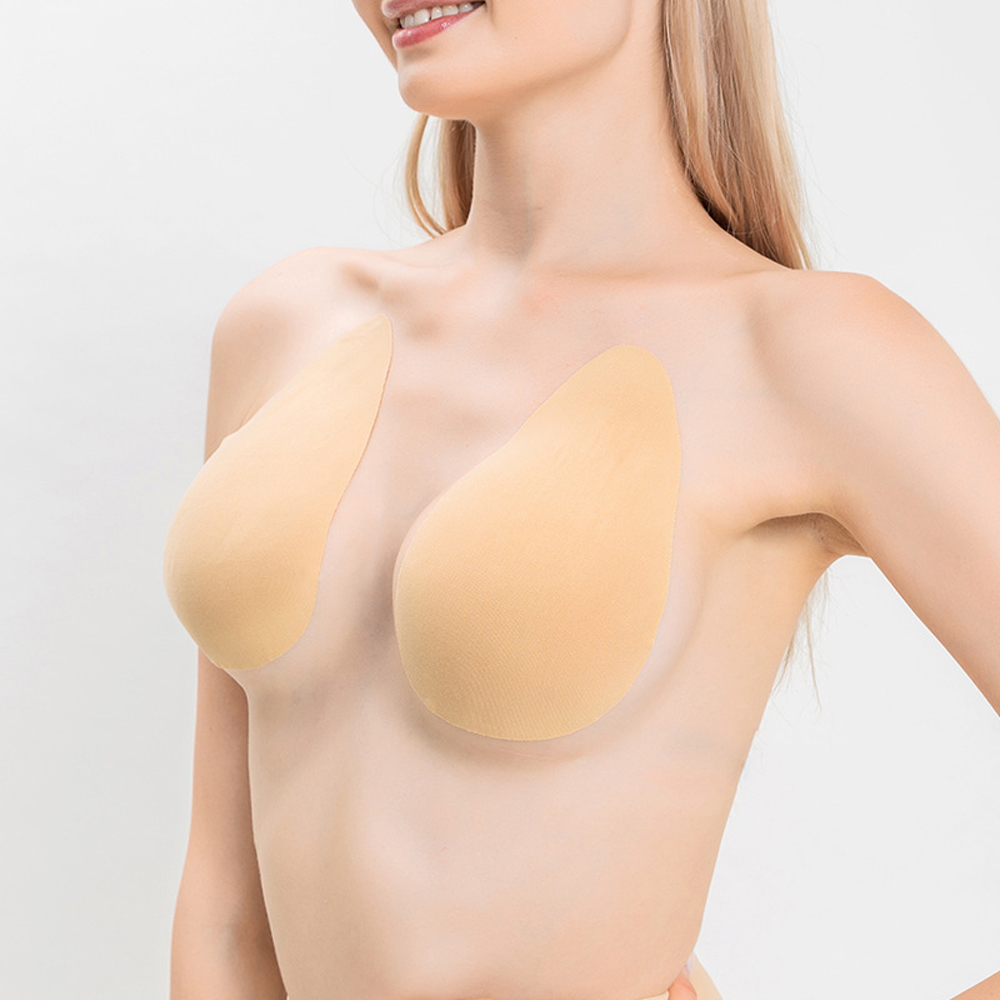 Invisible and Reusable Lift Up Bra Tape