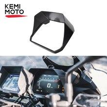 KEMiMOTO Tachimetro Sun Visor per BMW R1200GS R 1200 GS Adv F850GS F750GS F850GS 2018 2019 R1250GS R1250R GS LC avventura