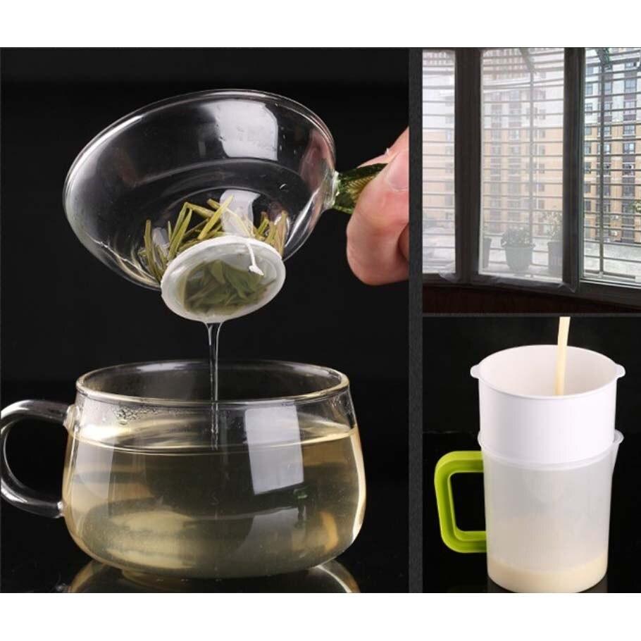 350 mesh/In 40 micron gauze water nylon filter mesh soya bean paint screen coffee wine net fabric industrial filter cloth