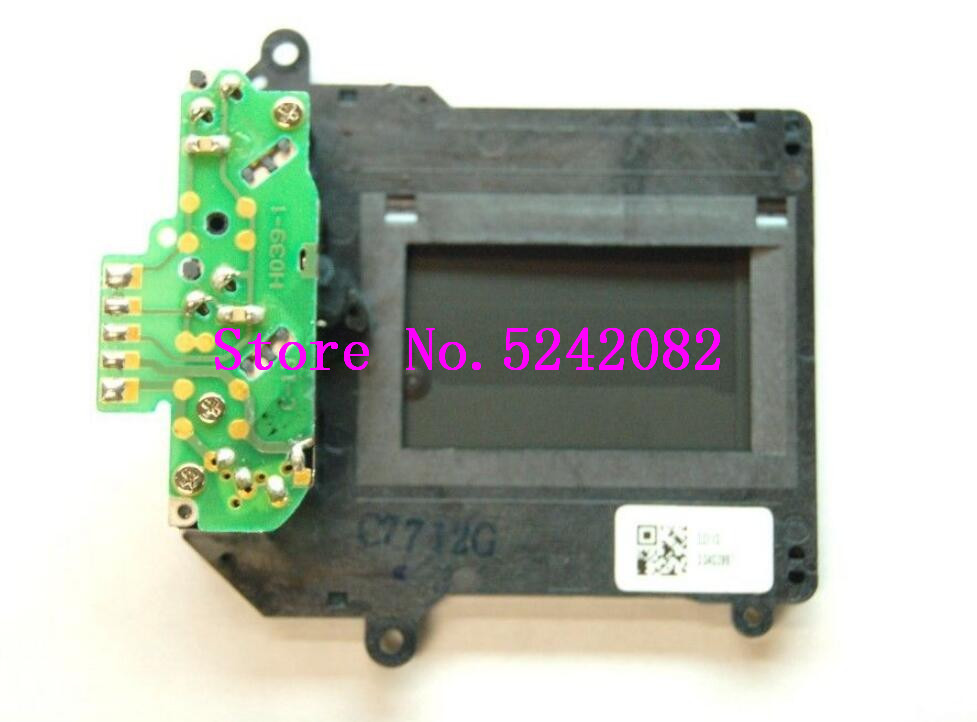 Original Shutter group Assembly Camera <font><b>Parts</b></font> For <font><b>NIKON</b></font> <font><b>D60</b></font> D5000 Digital Camera Repair <font><b>Part</b></font> image