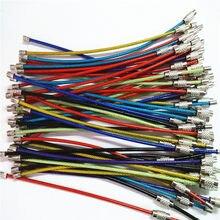 10/20/50 pces aço inoxidável chaveiro tag cabo de fio corda laço parafuso bloqueio gadget anel chave anel círculo acessórios de corda de acampamento