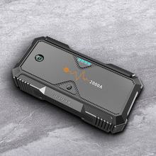 Car Jump Starter 2000A Car Buster 12V Vehicle Car Starter Power Bank Auto Booster Battery