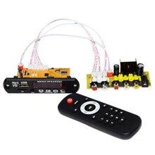 Módulo de Audio y vídeo HD DTS CVBS, USB, RCA, para bricolaje, TV BOX, EBook, MTV, placa controladora, Bluetooth, TF, RF, Radio, MP3, placa receptora APE