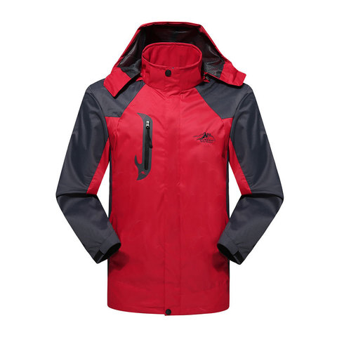 Jaqueta de Chuva ao ar Primavera e Outono Livre Masculina Fina Marca Popular Jaqueta Windcheater