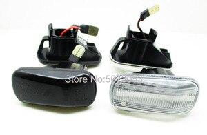 Image 5 - 2 adet dinamik Led yan işaretleyici dönüş sinyal tekrarlayıcı ışık lambası Honda Civic Acura S2000 entegre Accord RSX DC5 NSX NA1 NA2