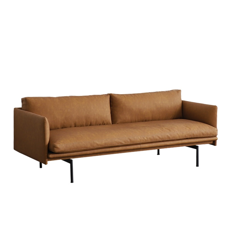 Leather Upholstery Living Room Sofas