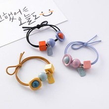 Fashion Sweet Candy Color Hair Rope Tie Elastic Hair Bands Girls Scrunchies Ponytail Holder Rubber Bands Hair Accessories