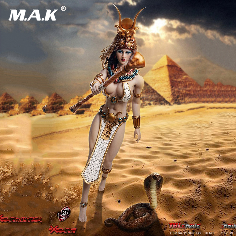 TBLeague PL2019-138 1//6 Scale Cleopatra Queen of Egypt Cobra Model