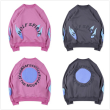 19FW Kanye West Sunday Service Holy Spirit CPFM.XYZ Hoodies Men Women Flame Sweatshirt