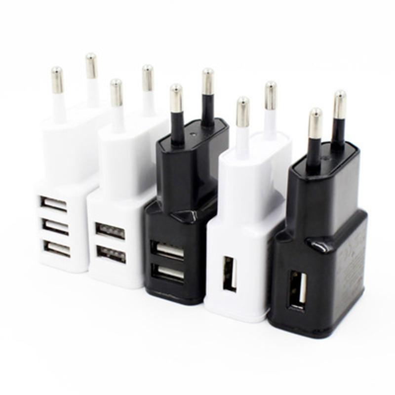 Адаптер переменного тока универсальный DC 5 в источник питания 2A AC в DC 220C до 5 В зарядное устройство EU штекер мобильный телефон конвертер адап...