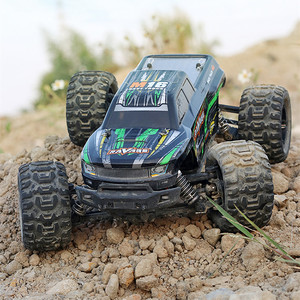 JTY Toys 1:16 RC Car 65km/h Brushless Remote Control Monster Truck Off-Road Vehicle 4WD Rock Climbing Buggy Children Adults Toy
