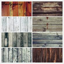 InMemory planche en bois Photocall planche Texture alimentaire Portrait Grunge personnalisé photographie décors pour Studio Photo
