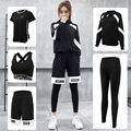 New Fashion Yoga Set Women Compression Sports Wear for Women Gym Clothing Running Fitness Jogging Workout Tracksuit Female