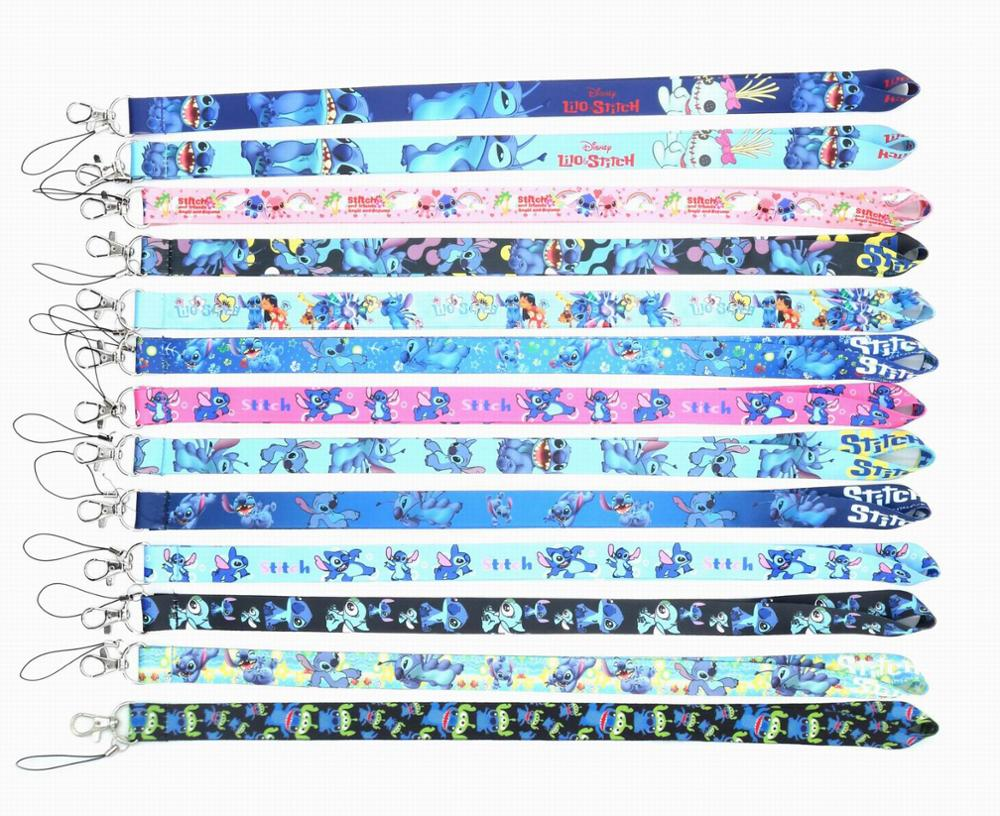 2540 Pcs  Lanyard  ID Badge Holders Mobile Neck Keychains For Party Gift  M31