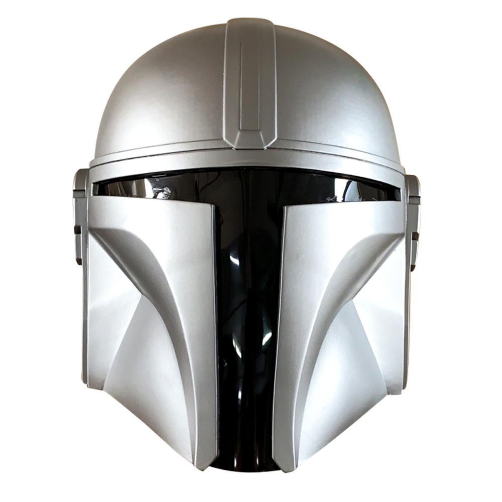 Hot Star Wars Samurai The Mandalorian Helmet Hard PVC Mask Sith Trooper Kylo Ren Darth Vader Clone Trooper Masks Cosplay Props