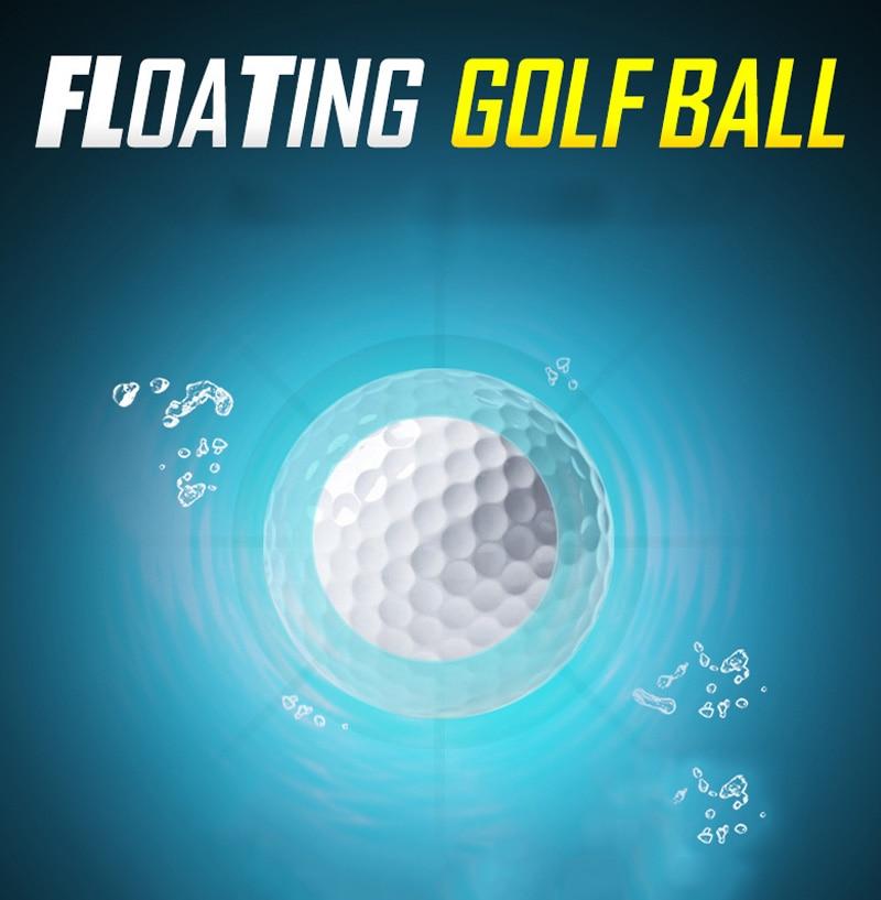 flutuante água bolas de golfe pelotas balle