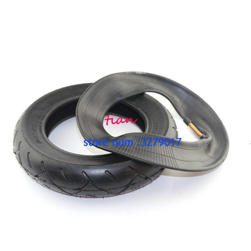 Hoverboard pneu Scooter pneu 10x2.125 caoutchouc avec chambre à air pour 10