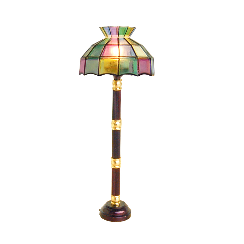 1 12 Dollhouse Miniature 3v Led Lamp