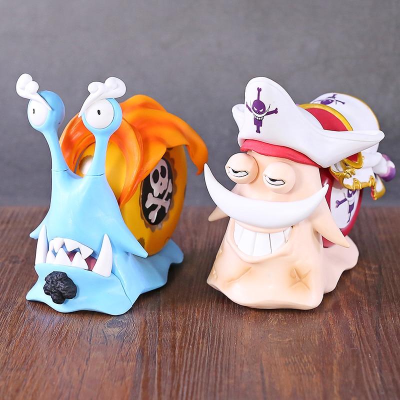 One Piece Jinbe Den Den Mushi PVC Figure New No Box