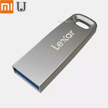 Youpin Lexar Pendrive 32GB 64GB 128GB USB 플래시 드라이브 250 메가바이트/초 USB3.1 펜 드라이브 USB 메모리 스틱 (노트북 용)