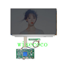 15.6 אינץ 4K 3840*2160 IPS LCD LQ156D1JX02 תצוגת צג מחשב נייד USB EDP 40 סיכות בקר לוח לא תאורה אחורית