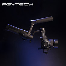 PGYTECH Handgrip Mountกล้องจับด้านบน 3 Allaiตำแหน่ง 1/4 อินเทอร์เฟซ 2 อะแดปเตอร์รองเท้าเย็นสำหรับDJI Ronin S/SC