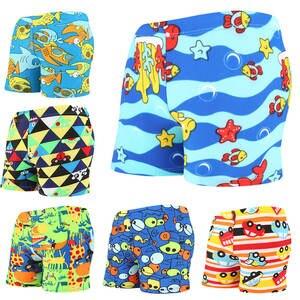Pants Swimwear Shorts Dinosaur Giraffe Baby Little Summer Boy Cars And Girl Winter Children