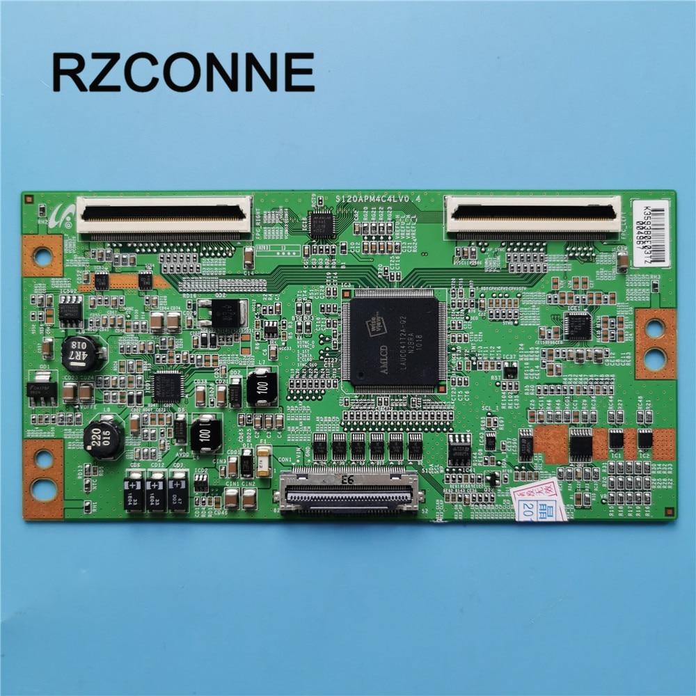 T-con Board  For Samsung S120APM4C4LV0.4 UA40C6200UF UA46C6900VF  Board LTF460HJ03 LA55C650L1F LTF550HJ03