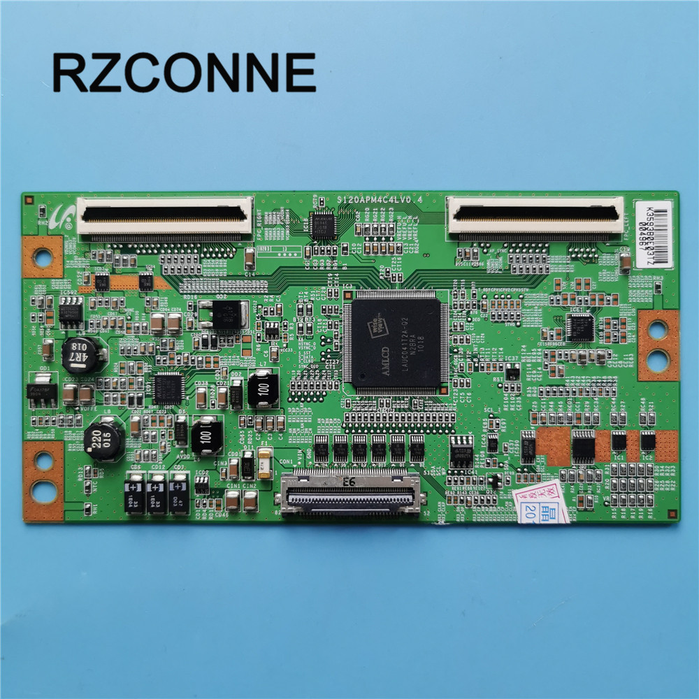 T-con Board  For Samsung UA40C6200UF UA55C6200UF Board S120APM4C4LV0.4 Screen LTF550HJ03/LTF400HJ05