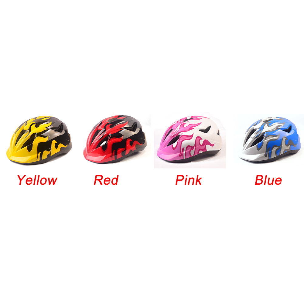 Adjustable Children Sports Bicycle Riding Kids Breathable Skiing Safety Helmet