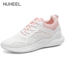 NUHEEL women shoes breathable women casual shoes sneakers comfortable shoes women кроссовки женские