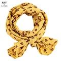 Весна-лето 2021, детский шарф, хлопковый шарф для мальчиков и девочек, льняной шарф с милыми цветами и звездами, Детские шарфы, детская шаль, ша...