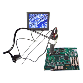 BGA Rework Station Parts LY Cobra CCD Camera Supervising System 7-150X With 8'' TFT Monitor 1