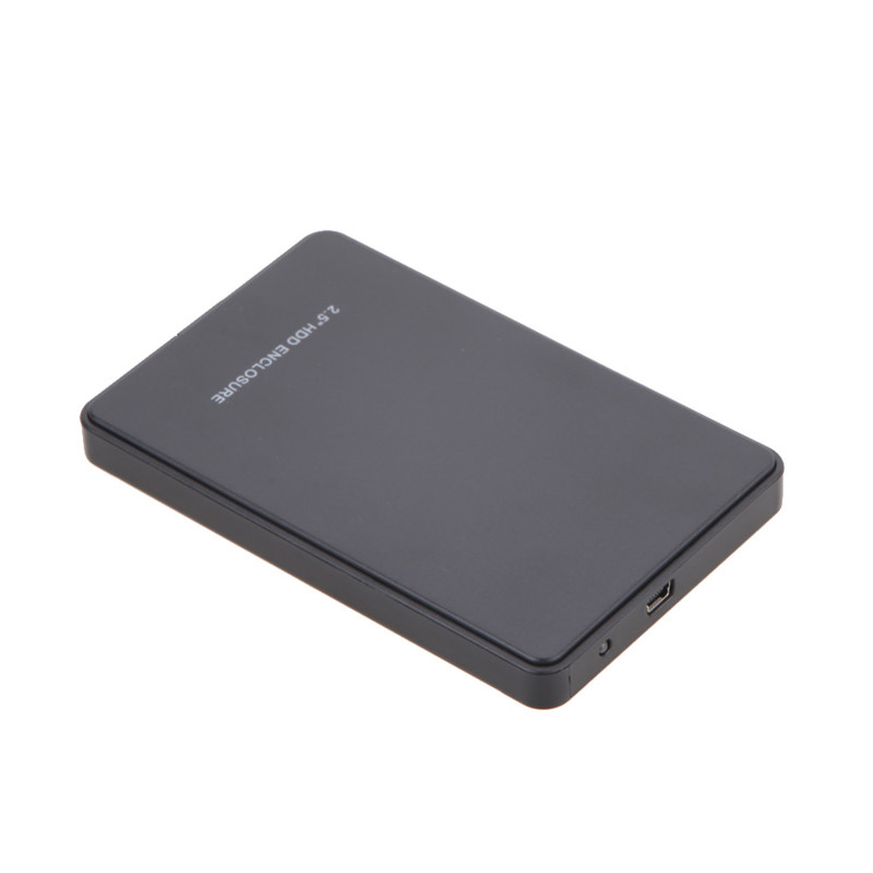 For Notebook Desktop PC Game Accessories HDD Case 2.5 Inch SATA To USB 3.0 SSD Adapter Hard Disk Drive Box External Enclosure