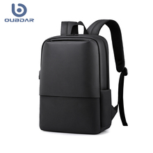 OUBDAR 2020 New Anti Theft Men Back pack Laptop Backpacks School Fashion Travel Male Mochilas USB Charging Schoolbag Unisex bag