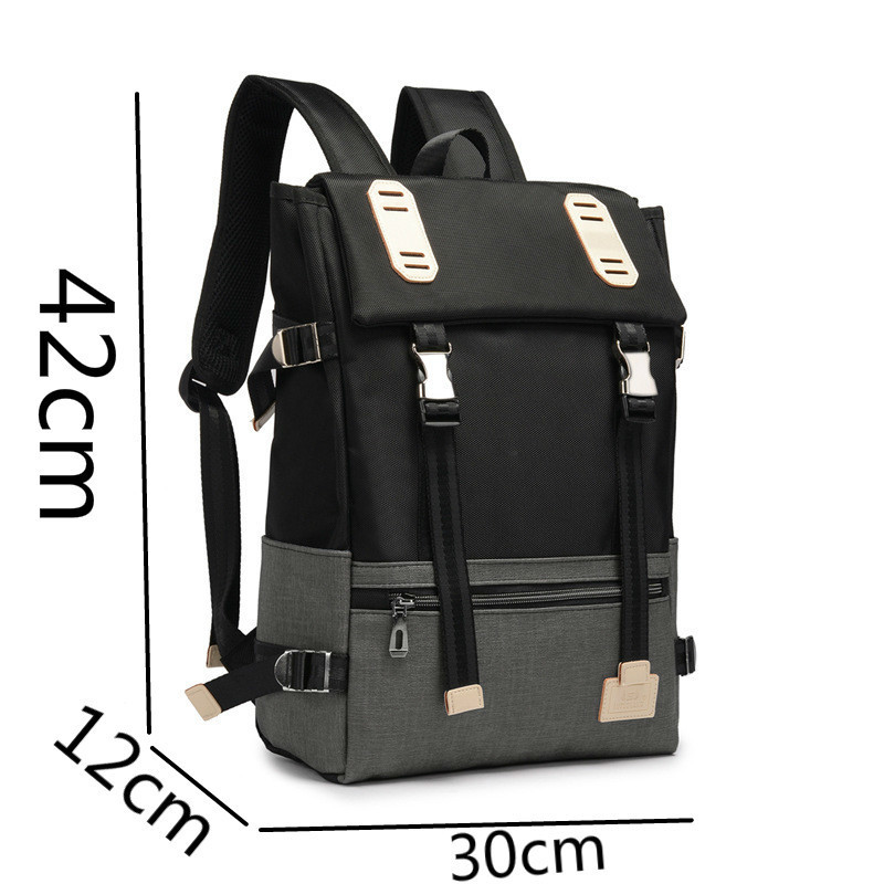 New 15.6 Inch Waterproof Computer Laptop Notebook <font><b>Bags</b></font> Backpack Durable For Men Women Business School Travel <font><b>Bag</b></font> <font><b>mochila</b></font> <font><b>escolar</b></font> image