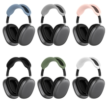 Case Sleeve-Headset-Accessory Protective-Cover Skin-Cushion For-Airpods Silicone Headband