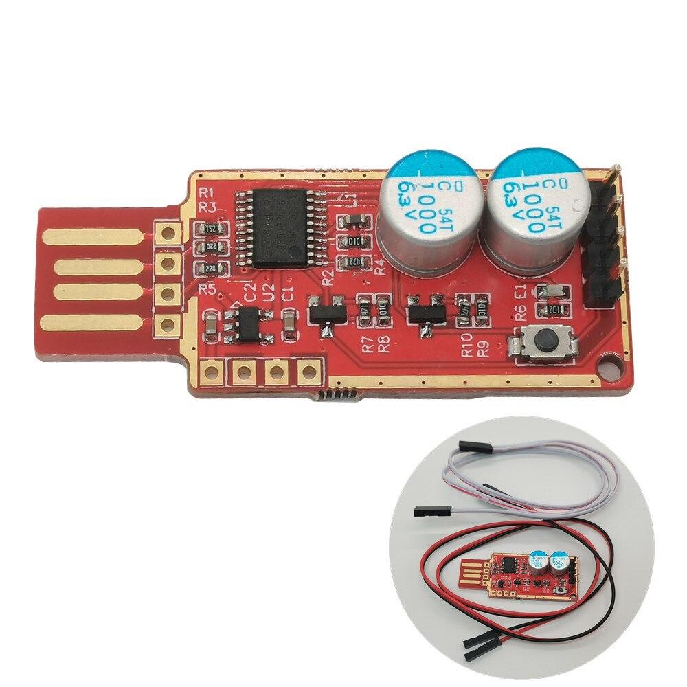 USB Watchdog Card / Computer / Unattended Automatic Restart Blue Screen Crash / Mining / Game / Server / LTC BTC Miner
