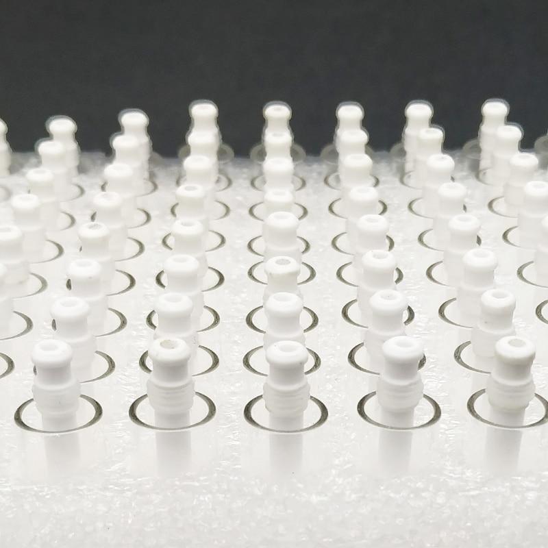 100pcs Vapesoon CBDCC Cartridge Clearomizer Atomizer 1ml  Oil Tank Ceramic Coil For 510 510 Box Mod Vape Vaporizer Pen Box Mod