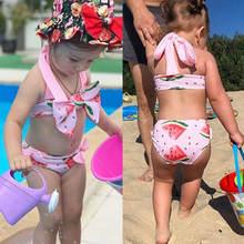 Новинка 2020 Лидер продаж танкини для маленьких девочек купальник
