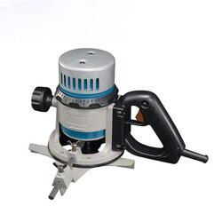1pc 12.7mm frezarka do drewna 1050w 0.5 cal trymer do drewna elektryczne narzędzie do rzeźbienia 220v płaskie trymer do krawędzi drewna grawerowanie maszyny