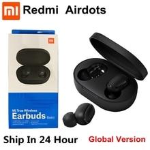Original Xiaomi Redmi Airdots Global Version Wireless Earbuds TWS 5.0 Bluetooth