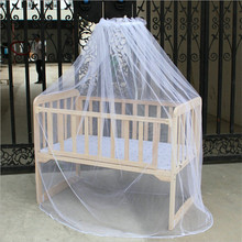 Canopy Kids Curtain-Nets Bedroom Newborn Baby Infants Portable Dome Mesh Summer Bed-Supplies