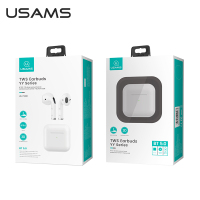 USAMS Mini Wireless Headphones 4th Generation Earbuds TWS Bluetooth Earphones Stereo Sound Wireless Headsets Earbuds Phone